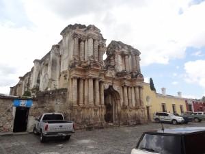 En av de mange kirkene