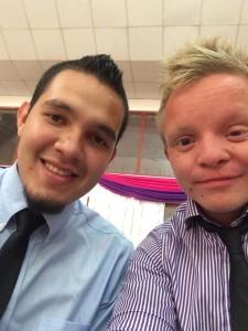 Meg og Kenneth fra Guatemala