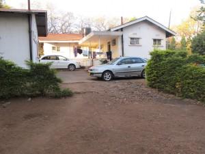 Mitt andre hjem bakhuset