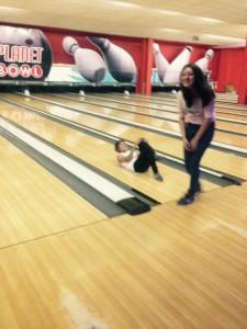 bowling er ikke alltid like enkelt