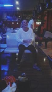 storfornøyd med bowling!