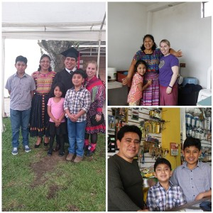 Mi familia Sincal Perez